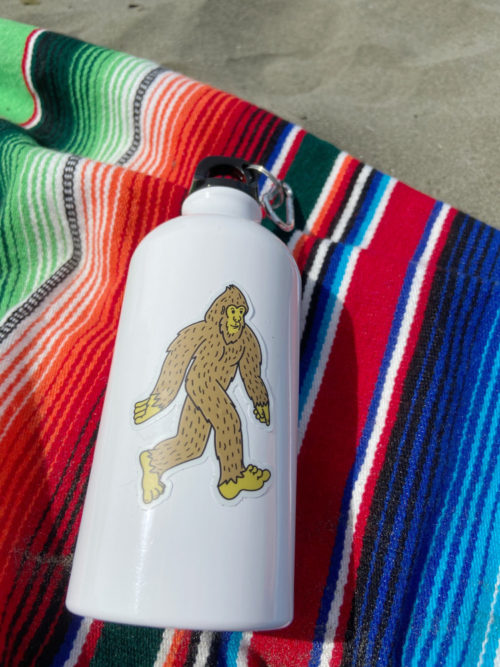 Bigfoot Vinyl Sticker